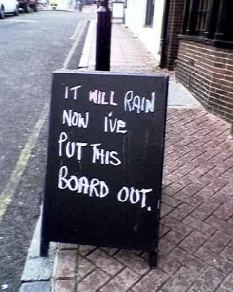 Funny Pub Signs 52 Funniest Pub Amp Restaurant Chalkboards