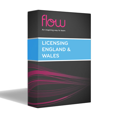 licensing england and wales