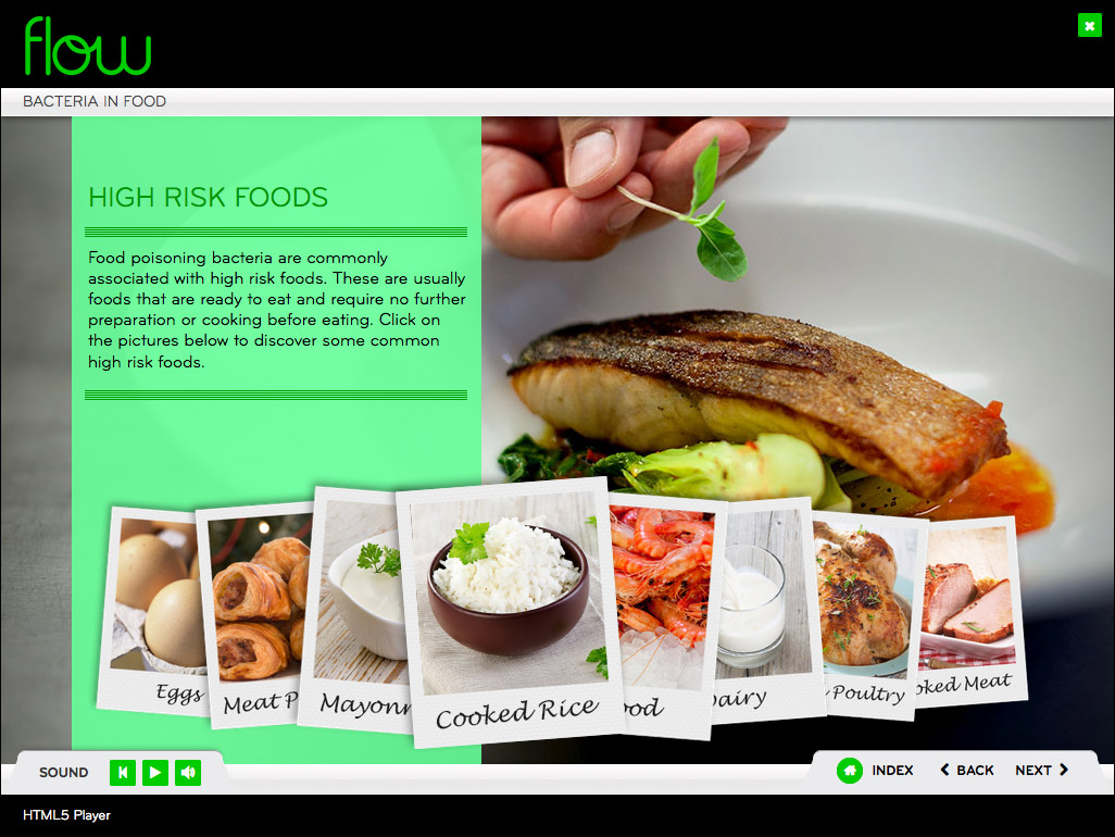 online food hygiene level e learning courses online food safety course 2 risks