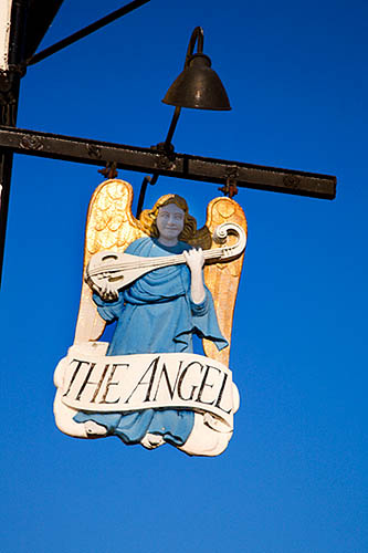 The Angel, Suffolk