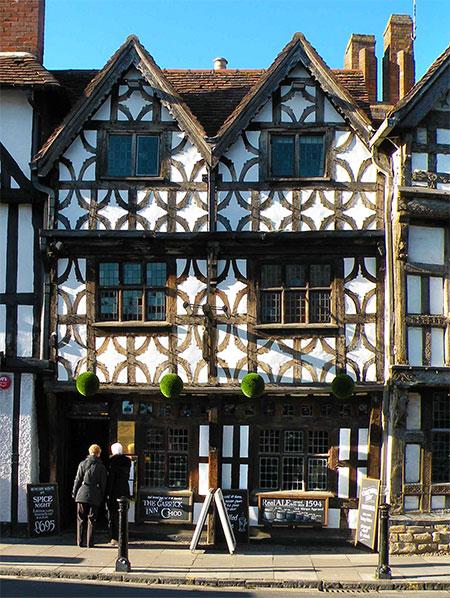 The Garrick Inn, Stratford