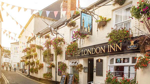London Inn, Padstow