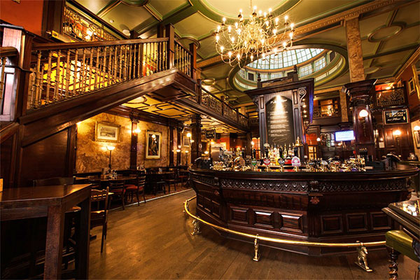 The Counting House, London