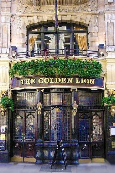The Golden Lion, London