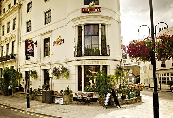 The Victoria, Paddington